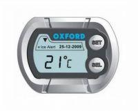 Borduhr mit Thermometer (Oxford)
