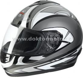 Integral-Helm FF2 BISHOP BLACK - Größe XL