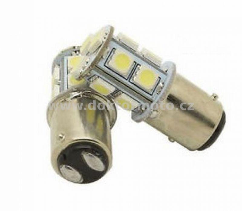 Glühbirne LED 6V - BAY15D PULSAR